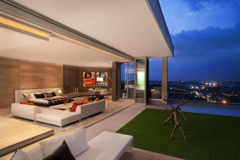 Do you want to buy a lavish penthouse? Are you in search of it? Here is one that you will make you to swing…